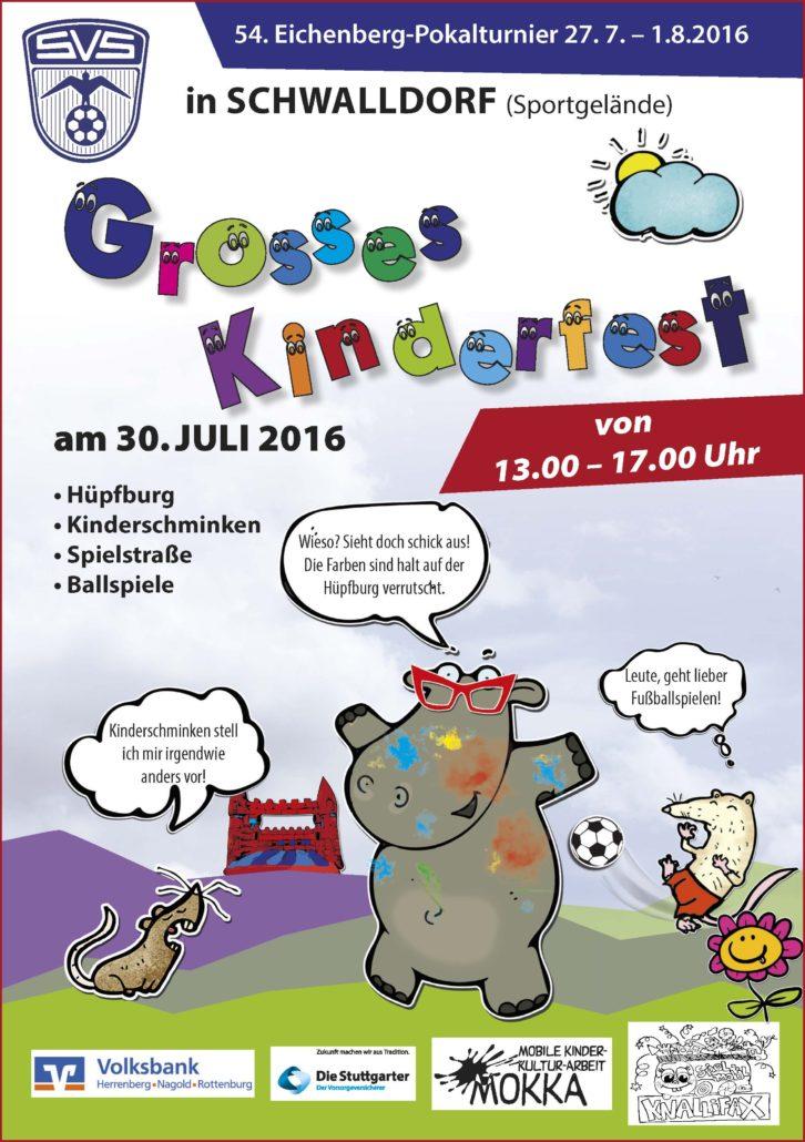 Kinderfest-Schwalldorf