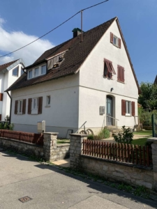 Einfamilienhaus Rottenburg
